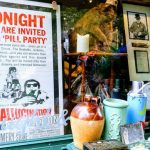 tonight-poster-on-glass-window-776119