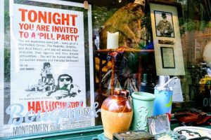 tonight-poster-on-glass-window-776119